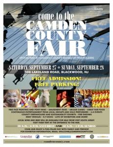 new county fair 2014 flyer - 4 flat
